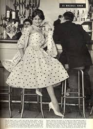 78 best polka dot 1950s vintage style dresses images on pinterest