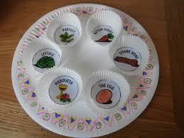 messianic seder plate passover craft seder plate http www bostonparentspaper