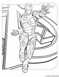 coloring page prince of asgard
