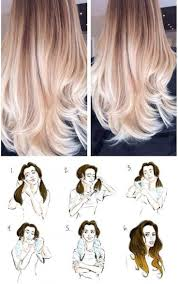 best 25 diy ombre hair ideas on pinterest brunette going blonde