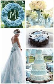 Blue Vases For Wedding 76 Best Wedding Theme Blue Images On Pinterest Marriage