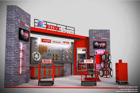 garage style design booth aop 2015 u2013 desainterpertjaja