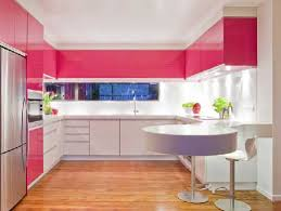 colorful kitchens ideas colorful kitchen design ideas with wooden floor and refrigerator