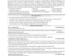 human resources resume examples 19 nardellidesign com