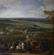 siege baroque adam frans der meulen the siege of maastricht 1673 c 1675