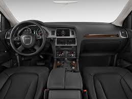audi dashboard image 2012 audi q7 quattro 4 door 3 0l tdi premium dashboard