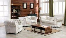 fabric chesterfield sofa luxurious sofas ebay