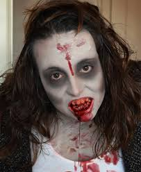 simple zombie makeup easy zombie makeup tips halloween