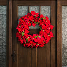 Christmas Decorations And Wreaths by Shop Christmas Decorations At Lowes Com