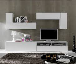 Black High Gloss Living Room Furniture White Or Black High Gloss Storage System With A Tv Unit Home