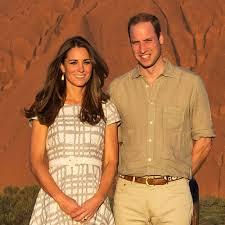 kate middleton and princess diana similarities on royal tour
