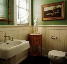 Bathroom Wainscotting Beadboard Wainscoting In Bathroom Remodel Design Jimhicks Com