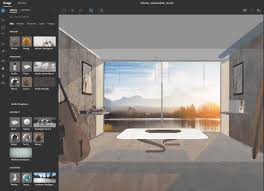 How To Become A Certified Interior Designer by Buy Adobe Dimension Cc 3d Design U0026 Modeling Software