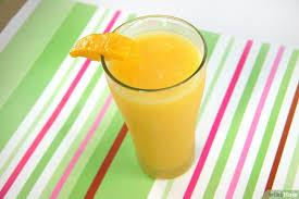 contoh teks prosedur membuat jus mangga cara membuat jus mangga segar wikihow