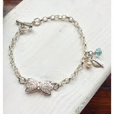 butterfly bracelet images Vintage silver butterfly bracelet jpg