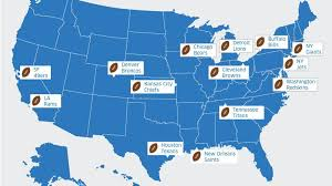 united airlines hubs why united airlines has pigskin fever in a big way this season
