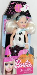2014 barbie sister chelsea doll halloween witch costume