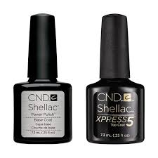 cnd 3c led l cnd shellac chic l starter kit jealous