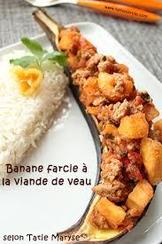 cuisiner banane plantain ceci est une recette inédite et originale de banane plantain