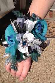 Teal Corsage 7 Best Prrrrooommm Images On Pinterest Marriage Branches And