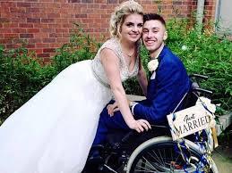 wedding groom terminally ill groom waits until wedding day to tell guests he