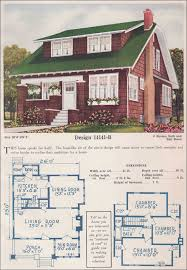 clipped gable bungalow story and a half shingle style 1925