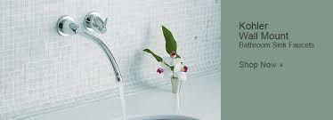 Kohler Vanity Faucets Kohler Bathroom Faucets Kohler Sink Bidet Tub U0026 Shower Faucets