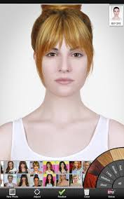 digital hairstyles on upload pictures celebrity hairstyle salon android apps on google play