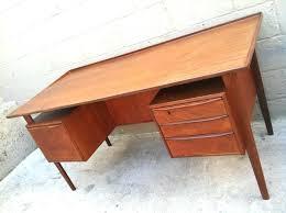 teak roll top desk danish modern teak desk mid century danish teak roll top desk in the