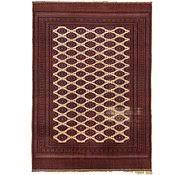 Bokhara Oriental Rugs Rust Red 2 U0027 6 X 4 U0027 2 Bokhara Oriental Rug Area Rugs Esalerugs