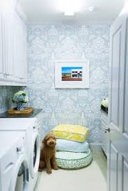 david hicks the vase the blue and white chinoiserie laundry room