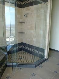 bathroom tiling ideas pictures imposing space traba homes in black stainlesssteel shower on wall
