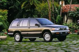 our adventure ready 1997 pathfinder has been taking the road less