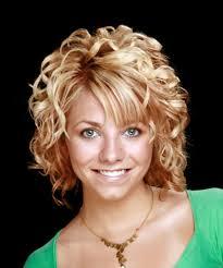 hairstyles with bangs medium length hair medium length curly hairstyles with bangs