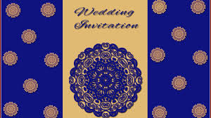 how to design invitation card in photoshop how to design a wedding invitation card in photoshop in tamil with