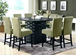 Patio Table Seats 8 Square Dining Table Seats 8 Uk Large Round Room 10 Length Seat
