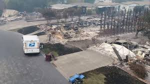 Wildfire On Freeform by Neither Snow Nor Rain Nor Heat U0027 Watch Mail Carrier Deliver To