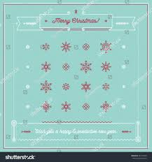 Christmas Cards For Business Clients Neat Corporative Greeting Christmas Card Motivating Pictogram