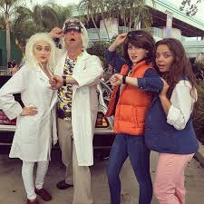 marty mcfly costume doc brown marty mcfly and back to the future
