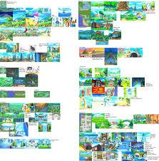 Hoenn Map Hoenn Guideline No 1 By Zetavares852 On Deviantart