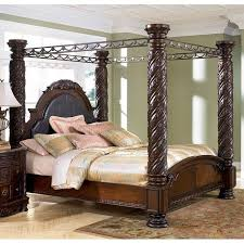 Canopy Bedding Shore Canopy Bed Millennium Furniturepick