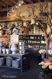 Best Antique Shops Los Angeles Tree As Store Prop Love The Rustic Elements A Chalkboard Would