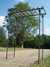 Metal Garden Arches And Trellises 101 5