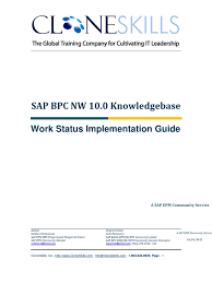 sap bpc nw 10 0 work status implementation guide v3 pdf product