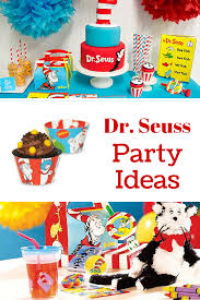 dr seuss party ideas a dr seuss party ideas from birthday express celebrate every