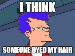 Meme Maker Fry - blue futurama fry meme generator imgflip