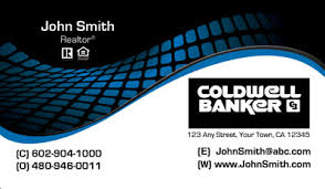 Merrill Business Cards Coldwell Banker Business Cards Free Shipping And Design No