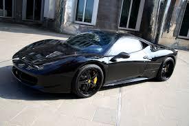 black ferrari 2016 ferrari 458 italia black carbon edition full details 10218
