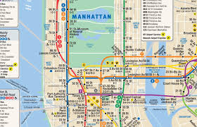 mta map subway how to ride the nyc subway shut up and go