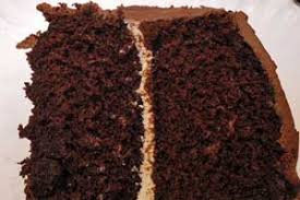 chocolate cake recipe page filled with easy recipes